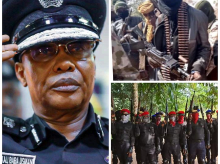 New IGP Takes Tough Decisions As Eastern Security Network, Banditry & Terrorism May End Quickly