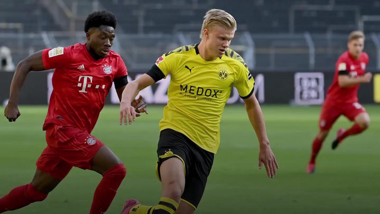 Dortmund chief Zorc delivers new Erling Haaland transfer statement after Barcelona meeting