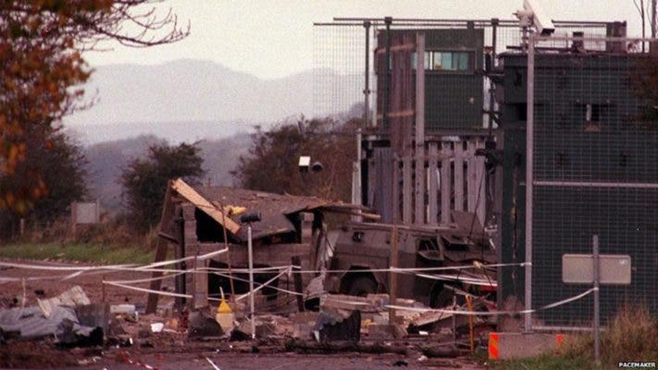 IRA proxy bomb victim's wife couldn't believe he was dead