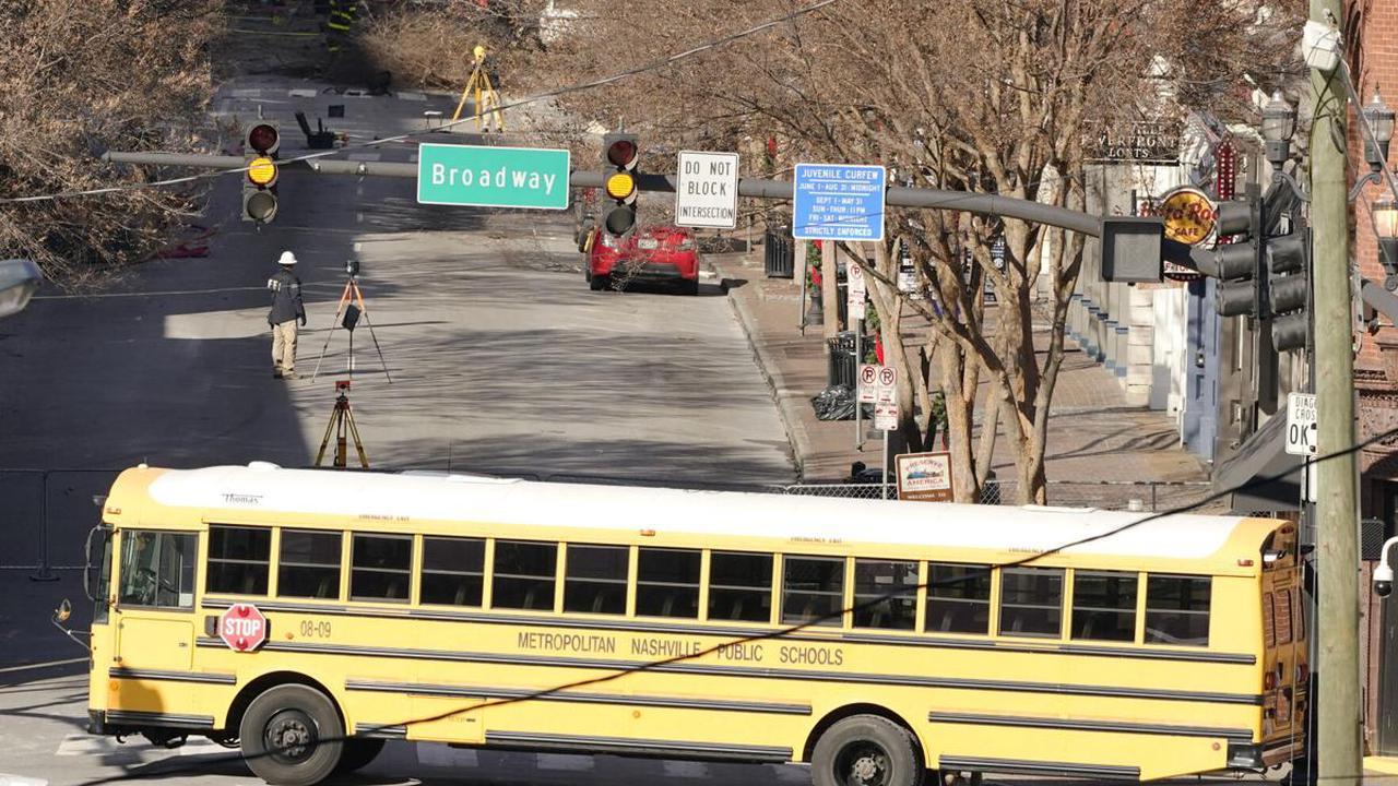 Nashville bomber left hints of trouble, but motive elusive
