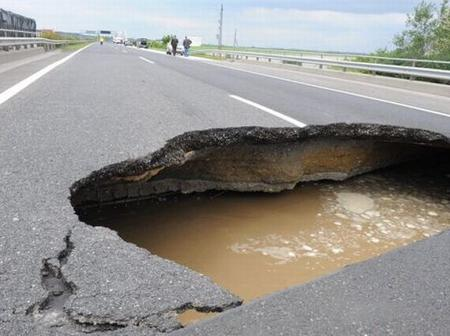Botswana Is Richer Than South Africa In Natural Resources But Look At Their Roads!
