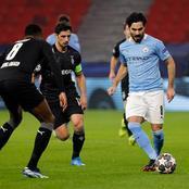 Man City Star, Gundogan Praise Dortmund Players Ahead Of Their UCL Quarter Final Second Leg Tie