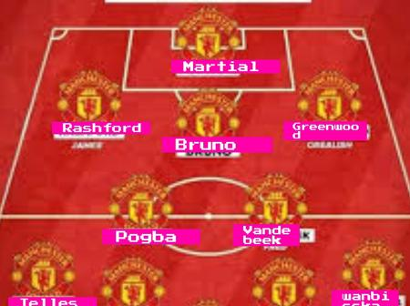 OPINION: After Signing 5 Players, Manchester United Will Humiliate All EPL Team 6-0 With This Lineup