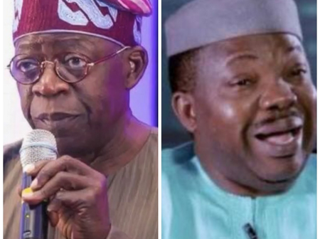 Tinubu Blows Hot, See What He Just Said About The Afenifere's Spokesman Who Just Died Today