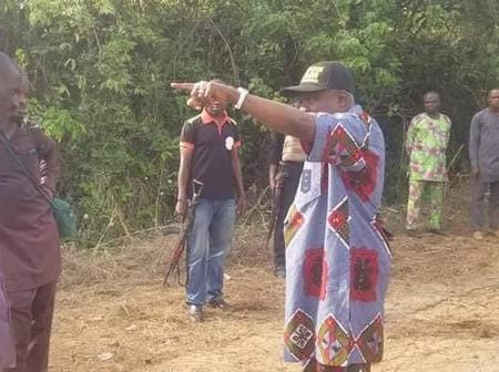 Checkout What a LG Chairman in Ebony allegedly did to Fulani herdsmen that sparked reactions online
