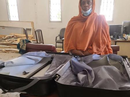 Tanzanian Woman Nabbed At Moi International Airport With 5.3 Kilograms Of Heroine