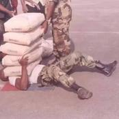Photos of Soldiers flaunting strength in Nigeria and around the world