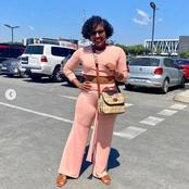 Imbewu actress causes a frenzy with her recent pictures.