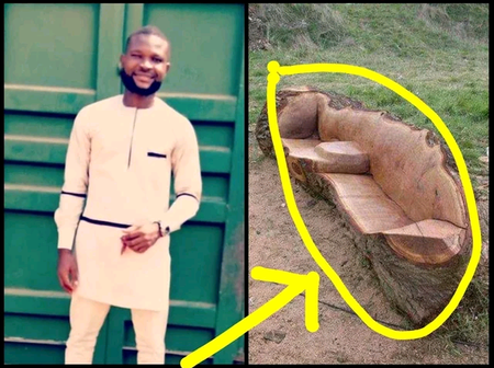 SMAN Is At It Again!  See The Pictures Of A Furniture One Of Them Gifted His Babe (Photos)