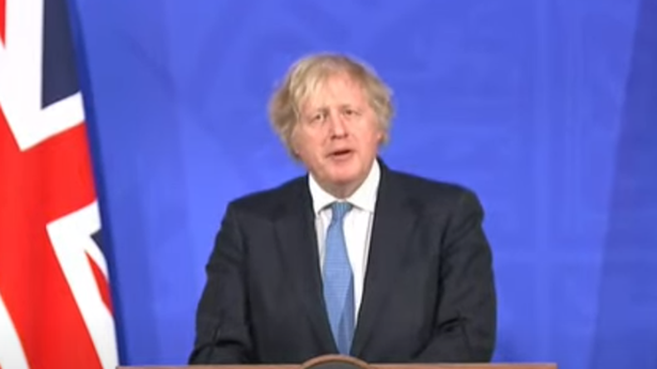 11 things Boris is set to announce at Monday's lockdown briefing