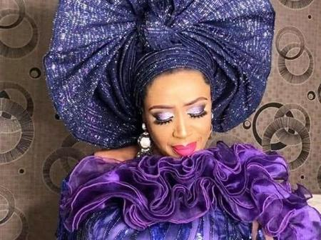 35 Uncommon Gele Styles For Matured Women