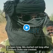 Leader Of Bandits Granted Interview, Reveals Why They Decide To Start Kidnapping (Video)