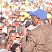 Opinion: Reason Deputy Ruto is Avoiding No Campaigns Despite A Force From Rivals Political Camps