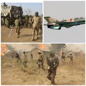 Troops Neutralise 7 Terrorists, Rescues Kidnapped Victims, 4 AK-47 Rifles