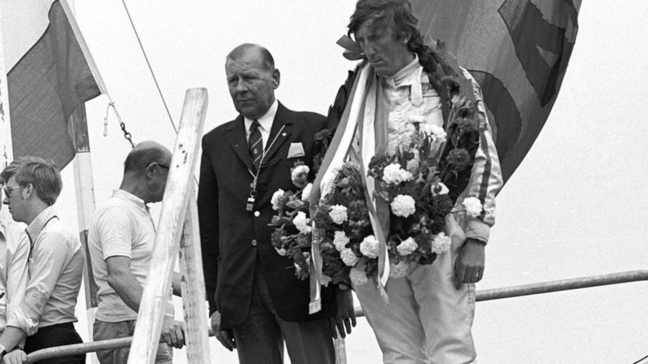 Jochen Rindt, la couronne sans Champion