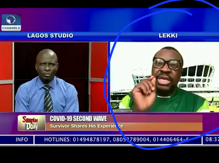 Ali Baba Advises Nigerians After He Survived Covid-19 (Video)