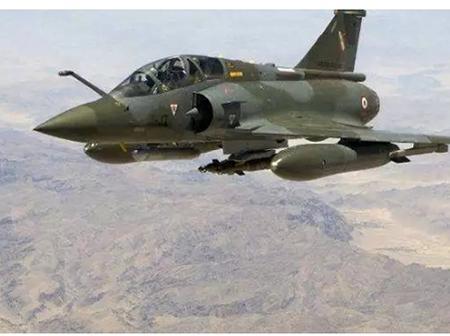 Russia Intercepts Several French Attack Planes Over The Black Sea