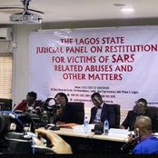 EndSars: Drama Ensues As Petitioner Confronts Judicial Panel Member Who Assaulted Him In 2019