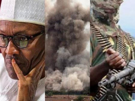 Today's Headlines: 8 RCCG Members Kidnapped, Buhari Pays Tribute To Martyrs Of Nigeria Civil War