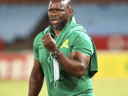 """""""I Can't Play This Match With My Players Injured"""". Sundowns Coach Tell Zinnbauer Ahead Nedbank Match"""