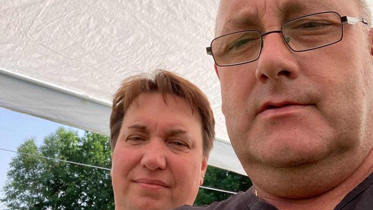 Man's anger over not being allowed to wait with mentally ill wife at Chesterfield A&E