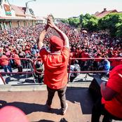'South Africa Is Not For Africa And It Can Never Be For Africa' Twitter Slams Julius Malema And EFF