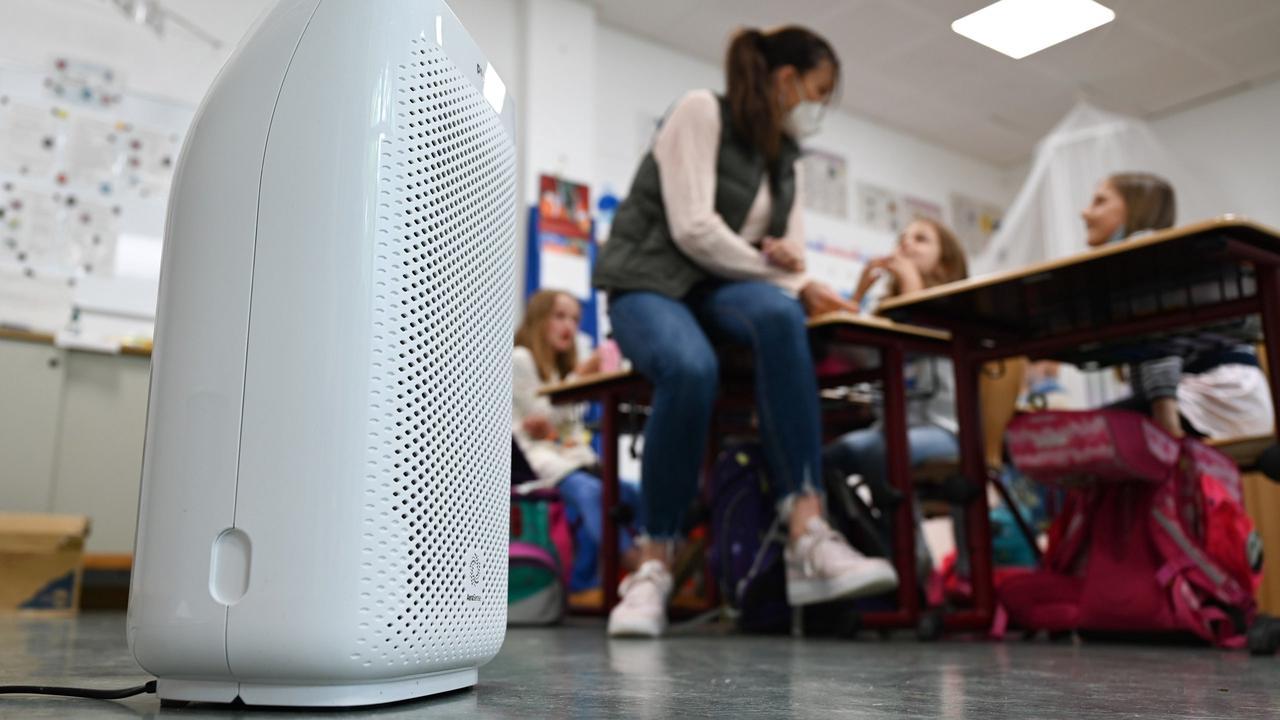 Luftfilter in Schulen: Warum Bremen kein Geld vom Bund abgerufen hat