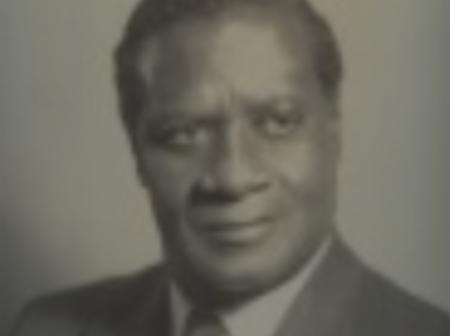 Biography Of Nii Amaa Ollennu.
