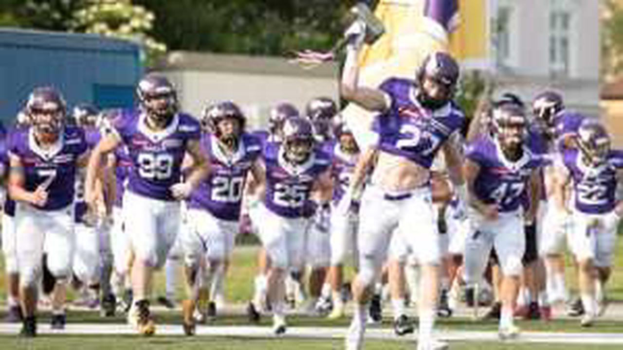 Vikings triumphieren erneut über Giants