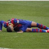 Good News For Barcelona Fans As Star Player Escapes Injury After Serious Scare Against Sevilla