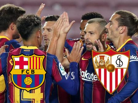 Barcelona vs Sevilla: Preview, Team News, Probable Lineups and Prediction