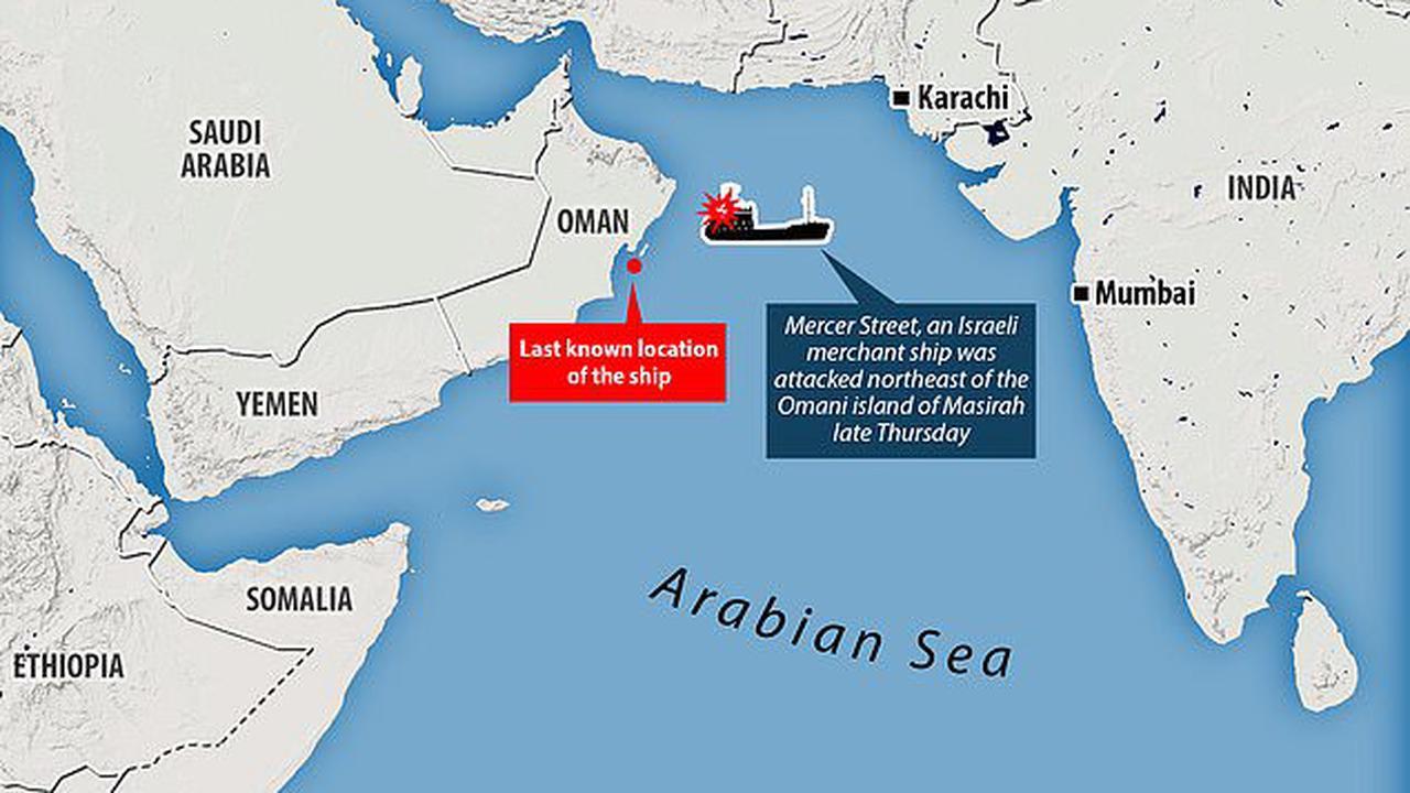 """Iran: Behauptungen über Angriff auf Öltanker sind """"grundlos"""