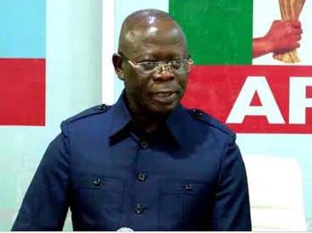 An Open Letter To Adams Oshiomhole, On The Recent Court Case Against APC