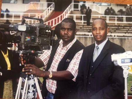 The renowned SABC journalist has given up the ghost
