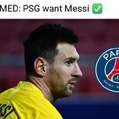 PSG have Confirmed their Interest in Barcelona Superstar.
