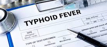 Causes and treatment of typhoid