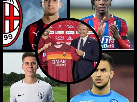 UPDATE: Roma Have Completed The Signing Of World-Class Star From Madrid, Dalot To Ac Milan.