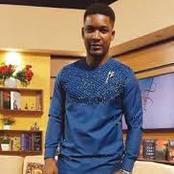 Nollywood actor Wole Ojo gives reasons why he would prefer to marry an older woman