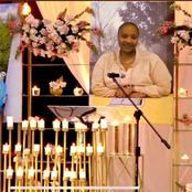 Inside Dr Sindy Van Zyl Memorial Service (Pictures)