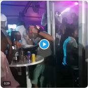 Watch| Chiefs Fans In Shock As Khune Is Caught Partying After 4-0 Caf Thumping!