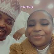 Reactions As MC Oluomo Dances With His Children In Georgia (Video)