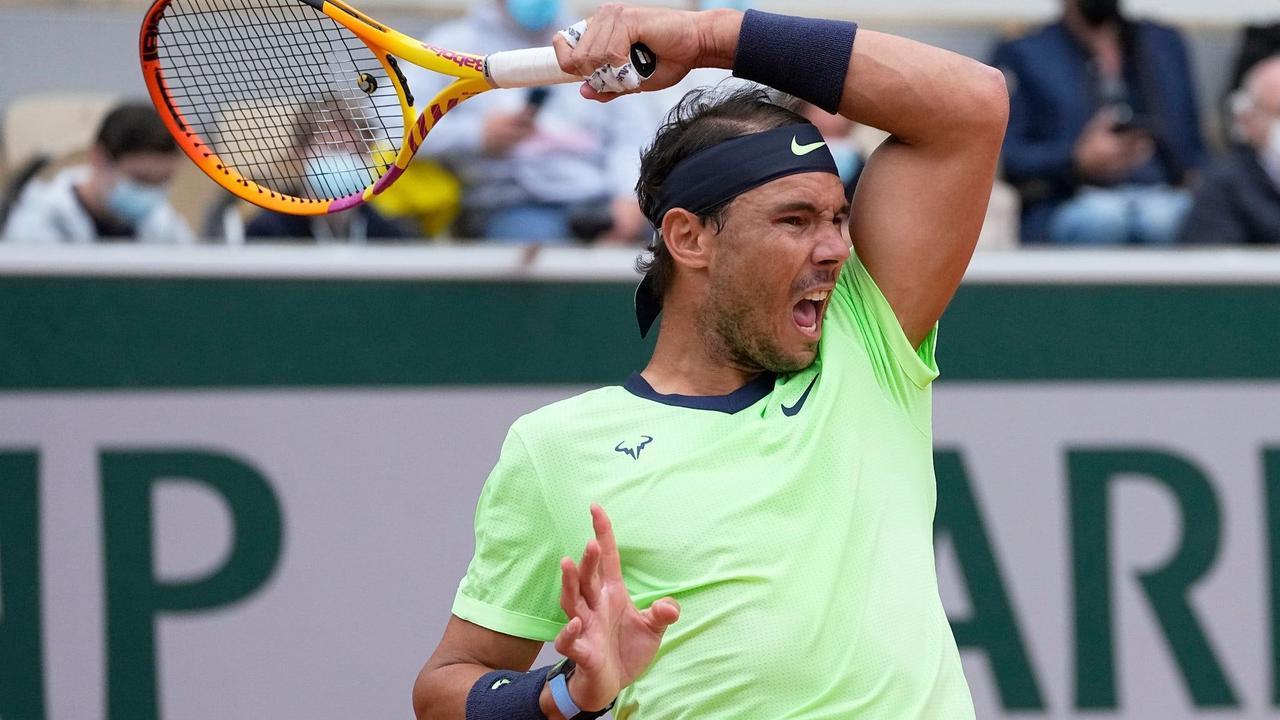 Titelverteidiger Nadal und Swiatek im Achtelfinale