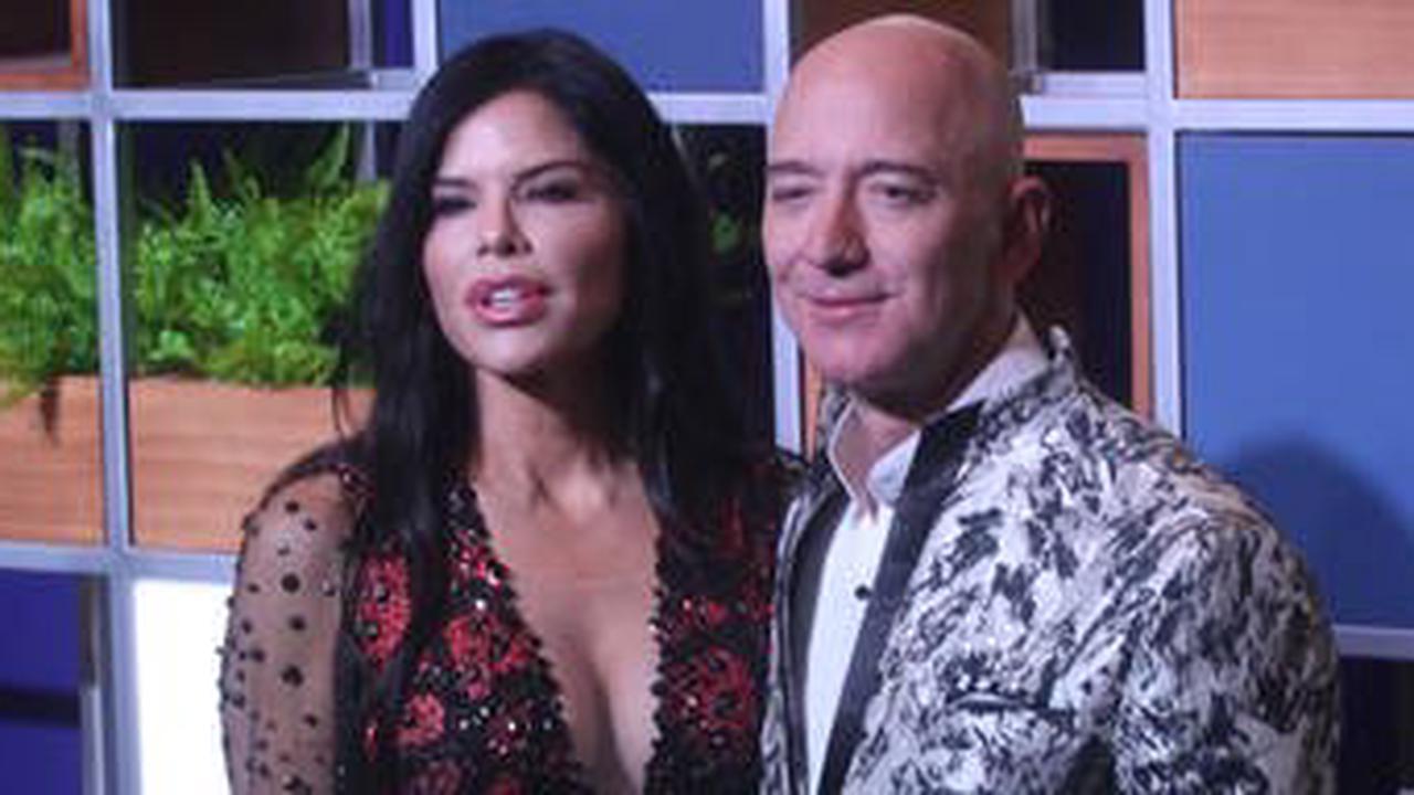 Bezos vor zweiter Hochzeit?