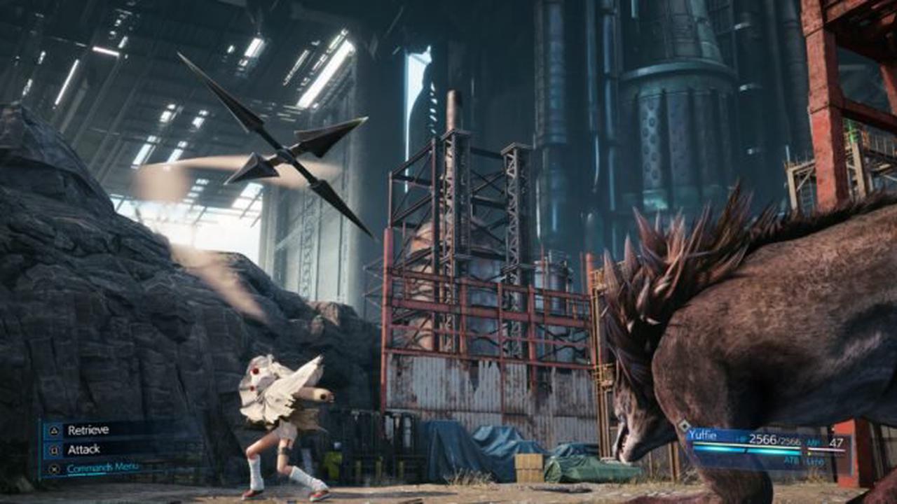 Final Fantasy 7 Remake Intergrade sera exclusif à la PS5 pendant six mois minimum