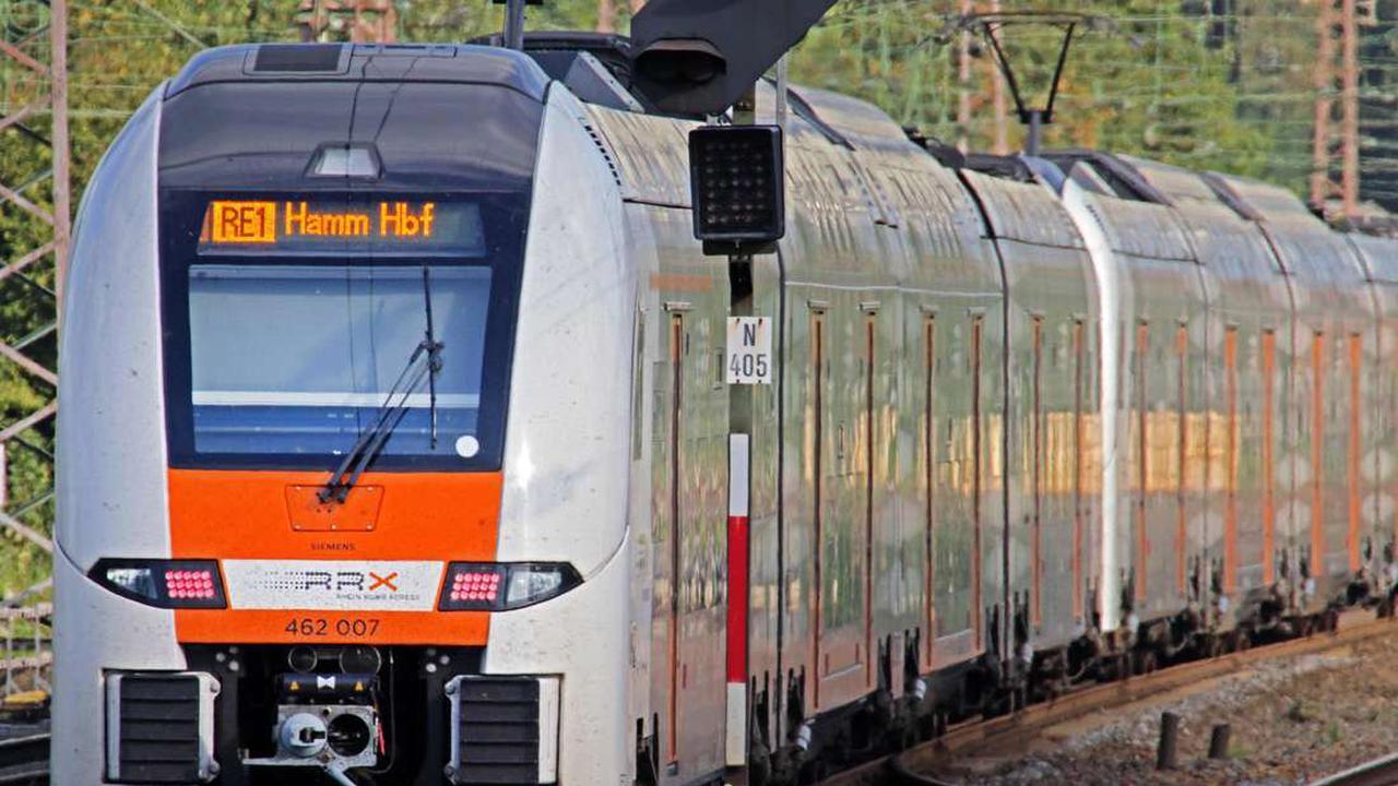 Strecken-Sperrung bei RE1 (RRX): Kein Halt in Köln Messe/Deutz