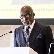 Pinnick And COSAFA Support Motsepe For CAF Presidential Election.