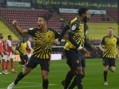 Super Eagles star inspires his English club to a 2-0 win to move to the second spot of the League