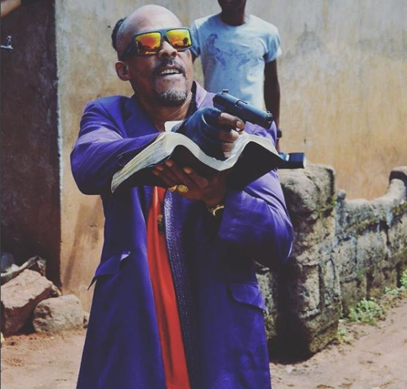 A Heartfelt Tribute To Nollywood's Baddest Boy, Hanks Anuku