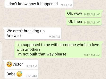 April Fool Went Wrong As a Lady Set To Lose Her Relationship After Pranking Her Boyfriend.