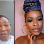 Ada Ameh, Pleads With Buhari To Permit Her Bury Her Daughter As She Weeps (VIDEO)